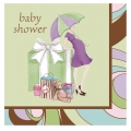 Parenthood Baby Shower Lunch Napkins 